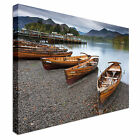 Keswick, English Lake District Canvas Art Cheap Wall Print Home Interior