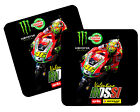 Set of 4 or 6 Exclusive Valentino Rossi Red Bike Coasters