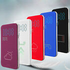 1PCS Dot View Flip Leather Case Cover for Samsung Galaxy IV S5 i9600 Tide