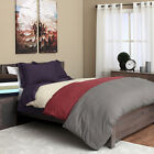 1500 Series Egyptian Quality 3pc Duvet Cover Set- All Sizes, 12 Colors image