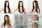 HAND TIED Synthetic Hair LACE FRONT FULL WIGS GLUELESS Multi-color 96 Series