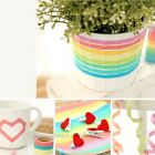10Pcs Washi Sticky Paper DIY Masking Adhesive Decorative Tape Scrapbooking