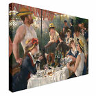 Luncheon Boating Party Pierre Auguste Renoir Canvas Art Cheap Wall Print Picture
