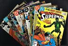 DC Comics - Superman #1-#173 1987-2001 (from £1.99 each)