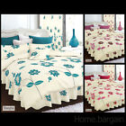 Shanghai Duvet Bed or Complete set Valance Sheet Pillow Cases Single Double King