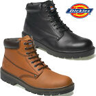 MENS DICKIES SAFETY BOOTS STEEL TOE CAP TRAINERS ANKLE WORK SHOES SIZE 6 - 12