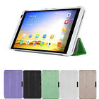 Ultra-Thin Slim Folding Stand Leather Case Cover For Huawei MediaPad M1 S8-301W