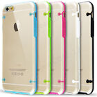 """For Apple 4.7"""" iPhone 6 Plus TPU Rubber Gel Ultra Thin Case Cover Glow Clear"""