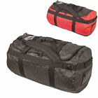 The New Tough and Durable, Waterproof Lomond Tarpaulin Duffle Travel Bag 90L
