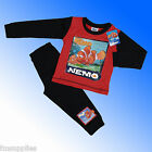 Boys Disney Finding Nemo Pyjamas Age 18 Months 1 2 3 4 Years