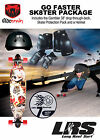 NEW Adrenalin Skater Package. Include 38 inch skateboard, protection pack+helmet