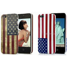USA FLAG HARD CASE FOR APPLE IPHONE 5S 5 COVER SKIN BACK SHELL AMERICA AMERICAN