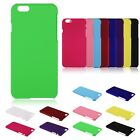 Slim Premium Hard Matte Plastic Snap-On Back Shell Case Cover For iPhone 6 4.7""