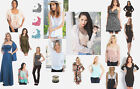 WHOLESALE LOT OF 10  ITEMS LARGE, MEDIUM SMALL WOMENS  CLOTHING ASSORTED RESALE