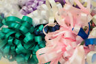 Wedding Flowers Ribbons in 10mm 15mm 23 mm 25mm Lots of Colours.