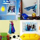 DIY Movie Frozen Wall Stickers Mural Decals Kid Removable Nursery PVC Home Decor
