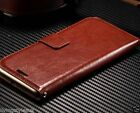 Hand Made faux Leather Wallet Flip Case Cover.New iPhone 6   uk seller