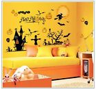 New Halloween Gift Removable Wall Stickers Aura Art Party Decal Mural Room Paper