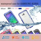 Waterproof Durable Shockproof Cover Skin Case For Samsung Galaxy Alpha SM-G850