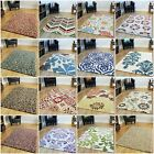 Modern Wool Rugs Small Large Rugs New Extra Soft Thick Pile Living Room Mats