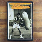 Inspiration Muhammad Ali Boxing Quote Classic Tin Sign Metal Wall Decor Display
