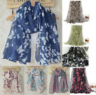 Ladies Long Butterfly Scarves Scarf Shawl Sarong, choice of colours Ladies gift