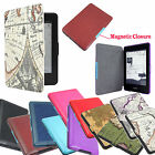 Auto Sleep / Wake PU Leather Cover Case For Amazon All New Kindle Paperwhite 6inch