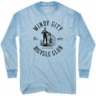Chicago Bicycle Club Long Sleeve T-shirt - LS - Cycling Windy City Men / Youth