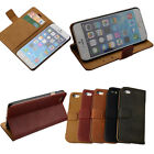 LY luxury Leather Case Stand Magnetic Cover For Apple iPhone6 iphone 6 plus