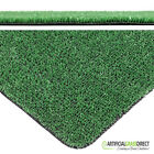 ARTIFICIAL GRASS QUALITY ASTRO CHEAP GREEN LAWN  6MM THICK FAKE GARDEN TURF