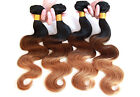 50g Ombre Remy Body Wave Wavy Virgin Unprocessed 100% Human Hair Extension