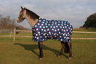 Rhinegold Stars Blizzard Outdoor 320g Polyfill Heavyweight 600D Turnout Rug