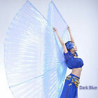 Belly Dance Costume semi-transparent Isis Wings Egyptian Angle Wings