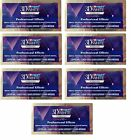 14 CREST3D PRO EFFECTS LUXE PROFESSIONAL WHITENING STRIPS PRO TEETH 7 DAYS