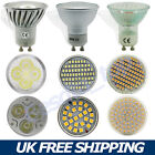 6W 9W 10W LED GU10 Downlight Kit Recessed Ceiling down spot Light lamp dimmable