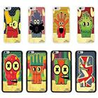 Spaces Bots Case Cover for Apple iPhone 6 & Plus - No.27