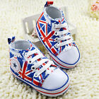 Baby boy gril leisure Crib Shoes soft soled Shoes Size 0-6 6-12 12-18 month