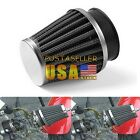 US Stock  Universal 3 1/4 inch Intake Air Filter For ZX636R/ZX6RR ZZR1100 Bandit $5.38 USD