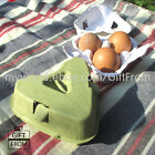 egg white cartons - EGG CARTONS (3 Capacity) paper egg tray_soap candle bathbomb packaging