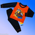 Boys Official JCB Joey Digger Pyjamas Age 12 Months -4 Years *1st Class Despatch