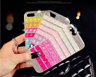 Luxury Bling Crystal Diamonds Hard Clear Case Cover For iPhone6 & 6 Plus CSB