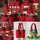 Hot Sale Christmas Santa Elf Candy Bags Party Home Decor Gifts Present Filler