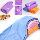 R Ms. Magic Towel Dry Hair Dry Hair Hat Super Absorbent Shower Cap Free Shipping