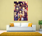Clannad After Story GIANT Anime Manga Poster, Various sizes from A4 up to 9xA3