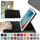 Slim Case Bluetooth Keyboard Stand PU Leather Cover  For Apple iPad