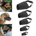 Safety Pet Dog Muzzle Breathable Adjustable Stop Biting Barking Nipping Chewing