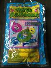 NEW Multi-Color Water Bomb Balloons With Filler Nozzle 200-1000 ~1-5 Packs~Party