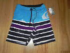 BOYS MULTI SIZE 14 16 QUIKSILVER BOARD SHORTS SWIMWEAR BNWT $69.99