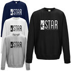 STAR Laboratories Sweatshirt - The Flash New TV Series S.T.A.R. Labs Fan Jumper