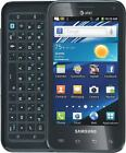 Samsung Captivate Glide SGH-I927 8GB Black QWERTY GSM Unlocked Smartphone